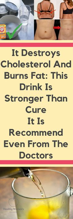 This drink is recommended by health experts as a natural aid for patients with high cholesterol levels.So,if you are looking for a healthy way to decrease your cholesterol levels and eliminate excess fat, this drink[...]