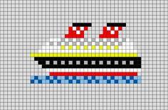 Cruise Ship chart