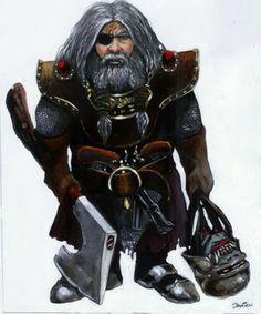 Gnome Fighter
