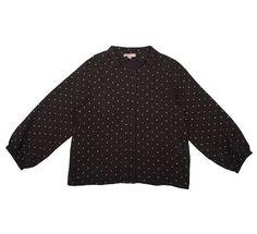 Emile et Ida 'Stars blouse'