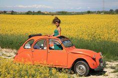 Citroën 2CV femmes