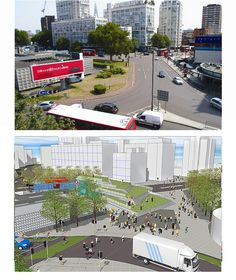 Elephant and Castle Northern Roundabout regeneration | Flickr - Photo Sharing!