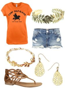 Percy Jackson. I have a strange unhealthy love for clothes related to books.