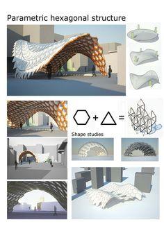 Estruturas hexagonais                                                                                                                                                     Mais