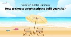 Creating a vacation rental website. Here are some tips to look into.
