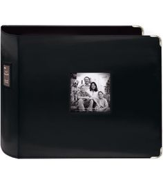 """NEED these to help/finish organizing my inventory in my Studio!!!    Pioneer Sewn Leatherette 3-Ring Binder 12""""X12""""-Black at Joann.com"""