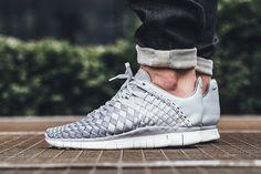 "Nike WMNS Free Inneva Woven ""Pure Platinum"" - EU Kicks: Sneaker Magazine"