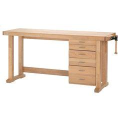 """H7721 78"""" Maple Workbench"""