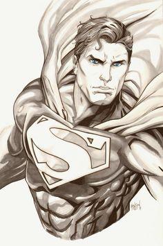 Superman by Eric Henson