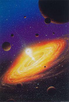 Scifi Art