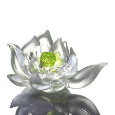 Lotus Flower Figurine (Purity and Peace) - Your Tranquil Heart