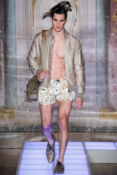 Moschino Spring 2016 Menswear - Collection - Gallery - Style.com