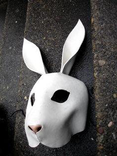 masque lapin