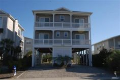 House vacation rental in Ocean Isle Beach, NC, USA from VRBO.com! #vacation…