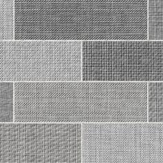Bond Street Grey Matte   Artistic Tile