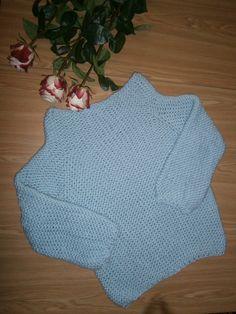 свитер ИЗ ТОЛСТОЙ ПРЯЖИ с открытыми плечами