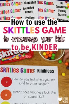 Kindness Notes, Small Acts Of Kindness, Kindness Activities, Activities For Kids, Get To Know Me, Getting To Know You, Teaching Kids, Kids Learning