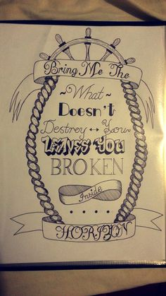 bring me the horizon drown lyrics - Google Search