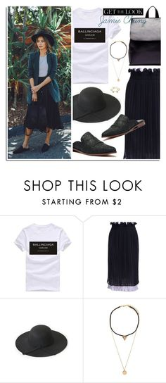 DressLily by dora04 on Polyvore featuring GetTheLook, dresslily and jamiechung