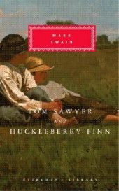 The removal of Huck Finn from schools is a crime against America and her literature.