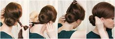 Hey everyone! Okay so I'm back today with the second tutorial in this little mini series, and I'm calling it The Twist Wrapped Bun, because...