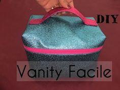 Comment Coudre une Fermeture en haut d'un sac - Tuto Couture DIY - YouTube