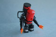Flame WarBot. | As shown in this pic. | ¡Color! | Flickr