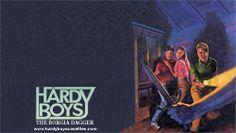 Hardy Boys Casefiles #13 The Borgia Dagger Wallpaper