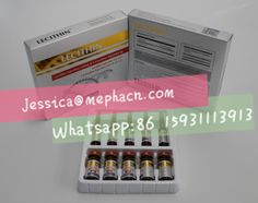 Complex Weight Loss Treatment with L-carnitine injection&Lecthin Injection   L-carnitine 2g/5ml; phosphatidylcholine 250mg/5ml; sodium deoxycholate 237.5mg/5ml;  Packing: 5 vial+5 amps/tray/box