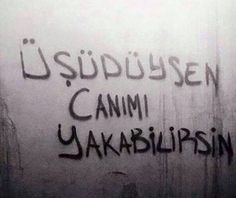 Her zamanki gibi. Meaningful Sentences, Meaningful Quotes, Sad Quotes, Best Quotes, Love Quotes, Disney Cute, Street Graffiti, Note, Cool Words