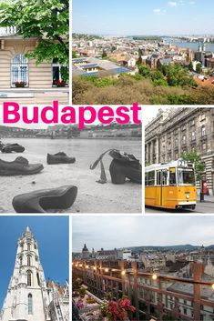 3 days in Budapest, Hungary. A packed itinerary for a long weekend in Budapest during the summer, seeing all the sights, eating in the most beautiful places and lots of walking! See all pictures and recommendations on While I'm Young and Skinny travel blog.
