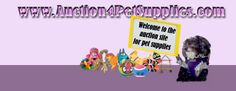 Do you have pet stuff lying around the house, new or second hand, with Christmas arriving soon why dont you join, list and bid on our site, a percentage of the profits go to rescue organizations so its a win win situation, you make some money and rescues benefit also. Join and share with your friends   www.Auction4PetSupplies.com