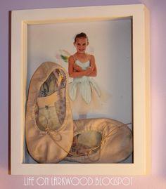 Life on Larkwood: Shadowbox for a Ballerina