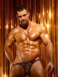 Russo naked derek