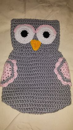 Crochet a Holder for all those Plastic Bags! – 14 free patterns   Grandmother's Pattern Book