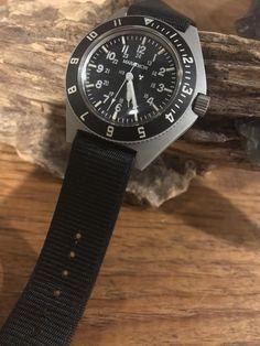 [Marathon Navigator via /r/Watches Marathon Watch, Seiko Watches, Pocket Watches, Wrist Watches, Gentleman Style, Vintage Watches, Time Travel, Fine Art Photography, Omega Watch