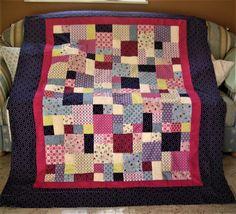 Neu !!! Patchworkdecke für Mädchen Quilts, Etsy, Blanket, Random Stuff, Round Round, Handarbeit, Gifts, House, Quilt Sets