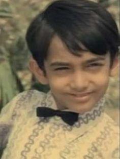 Aamir Khan in his first movie - Yaadon Ki Baraat