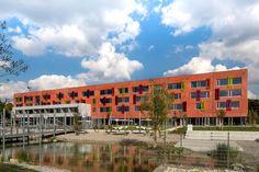 Berschneider + Berschneider, Architekten BDA + Innenarchitekten, Neumarkt: Neubau WGG Neumarkt