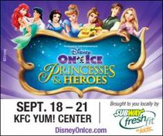 Disney on Ice Ticket Giveaway 2!
