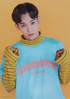 EXO Chen lucky one