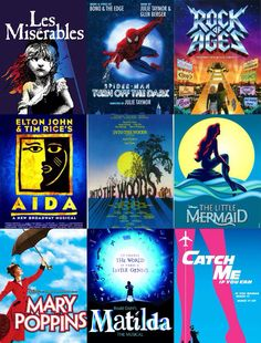 Oh such great musicals there :)