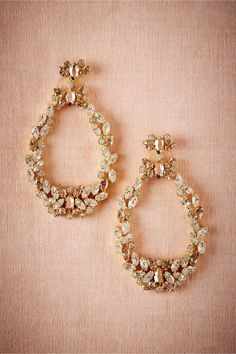 Brassica Chandeliers in Shoes & Accessories Jewelry at BHLDN