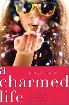 A Charmed Life--probably my all time FAVORITE modern teen girl book. @Natalie Raatz you HAVE to read it. The guy in it is amazing <3 <3 I can't even. ( Christian book btw) it starts out cheesy but gets awesome