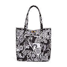 Vera tote bag in Midnight Paisley