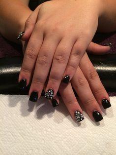 Black bling