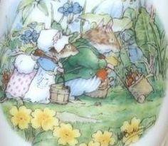 Brambly Hedge by Jill Barklem