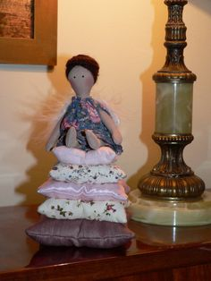 Tilda doll - Angel doll - Handmade - Vintage - Gift - Home decoration - Home decor - Interior by TundeFairys on Etsy