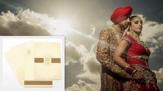 Reflect your tradition by this classic Sikh Wedding Invitation. Order here--> http://scrollweddinginvitations.com/D-1736.html  #SikhWeddingInvitations #PunjabiWeddingCards