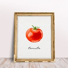 Free Printable Vegetable Collection - The Cottage Market Diy Wall Art, Diy Art, Wall Art Decor, Kitchen Artwork, Kitchen Prints, Kitchen Decor, Veggie Art, Vegetable Prints, Farmhouse Wall Art
